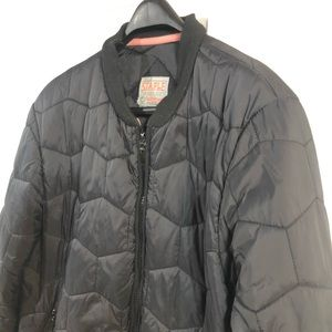 Staple Quilted Jacket Men's Size Large
